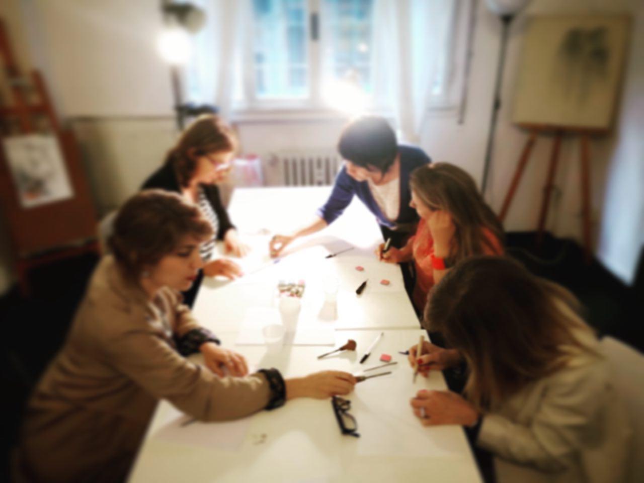 laboratorio artistico milano