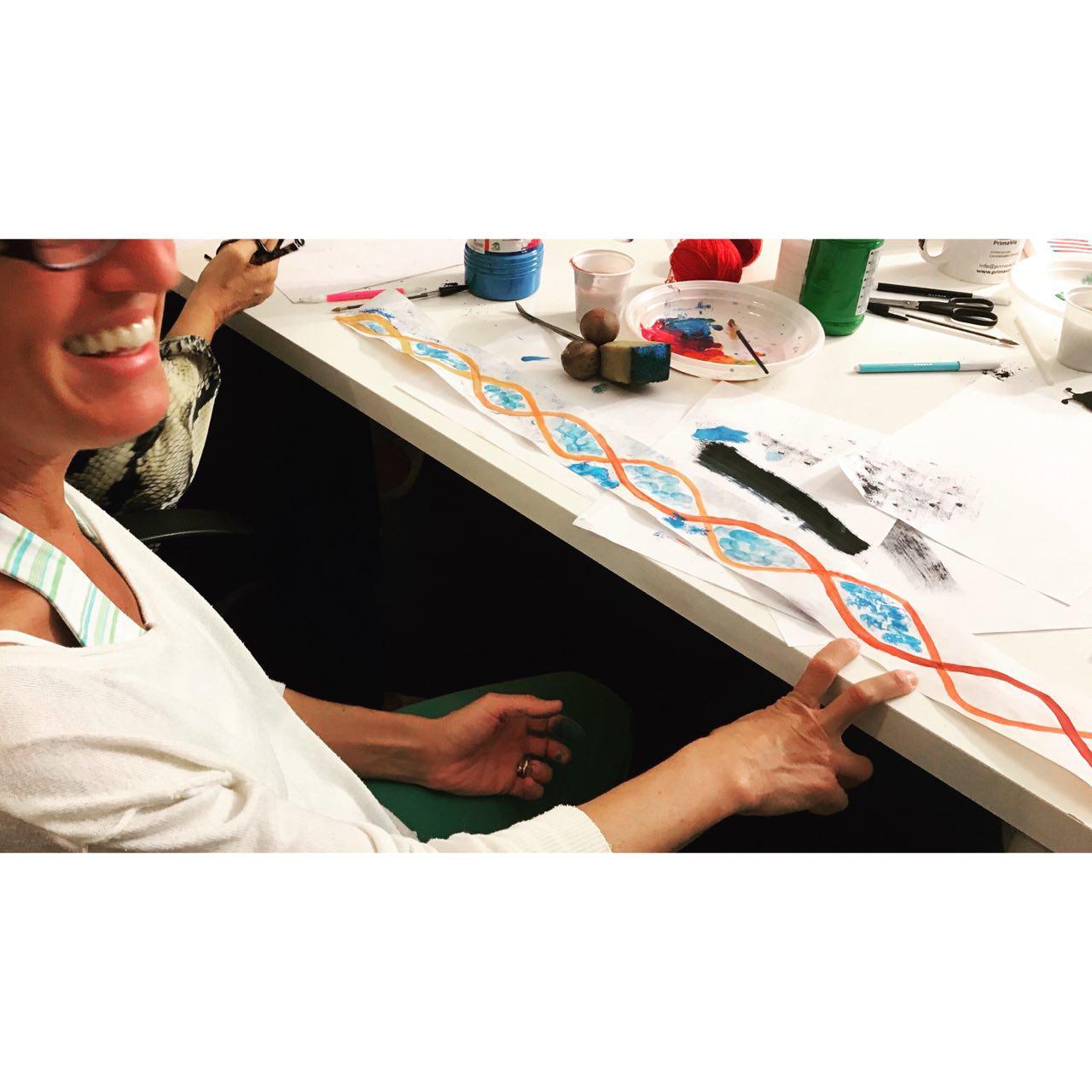 laboratorio artistico adulti