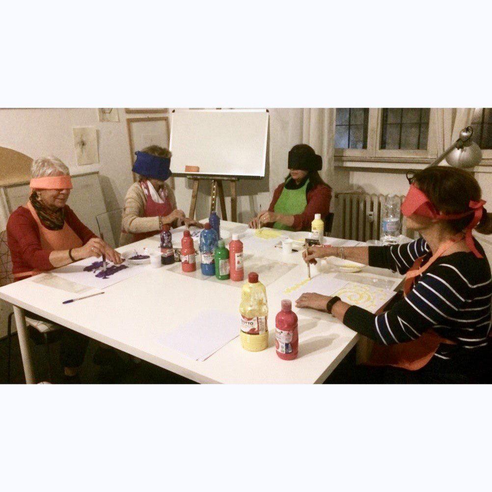 Art coaching- Arte terapia, spazio punto