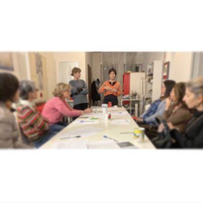 art coaching- arte terapia